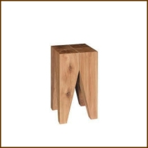 Backenzahn Solid Wood Side Table/ Stool HK$1,680