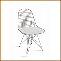 Eames Eiffel Wire Chair Plain HK$1,380