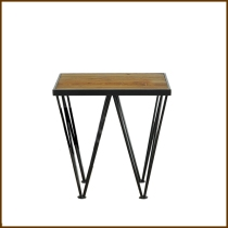 Loft Style Square Coffee Table  HK$1,850