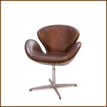 Swan Chair Special Leather $3,220