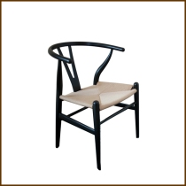 Y chair - Navy Blue